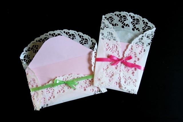 Romantiska kuvert